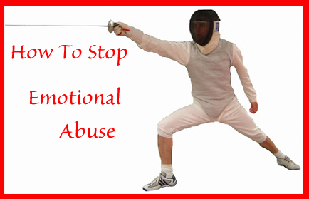 how stop emotional abuse