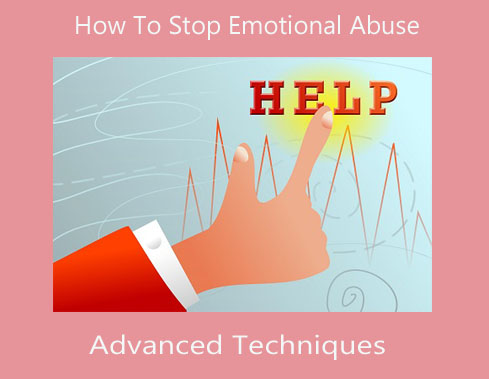 how to stop emotional abuse-advanced
