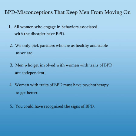 Breakups With Women With Traits of BPD-The Nicola Method